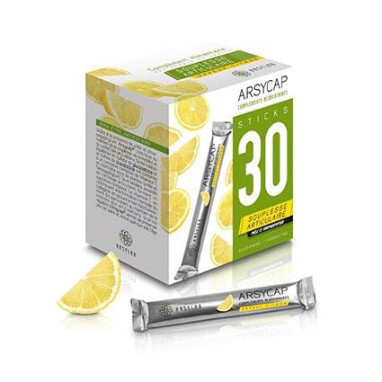 arsycap citron