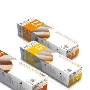 arsyvisc gels intra-articulaires etuis