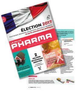 magazine la revue pharma