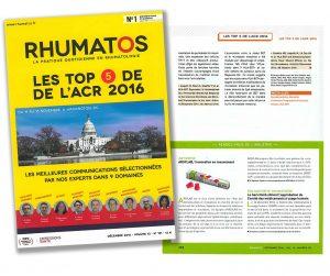 magazine rhumatos