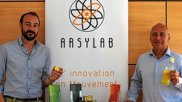 article creation arsylab rennes