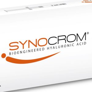 boite synocrom gel intra-articulaire viscosupplémentation