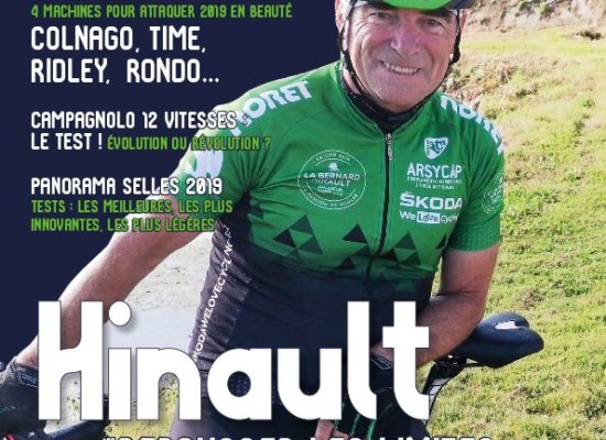 L'Acheteur Cycliste magazine Bernard Hinault