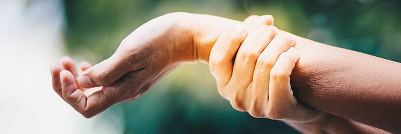 arthrose poignet