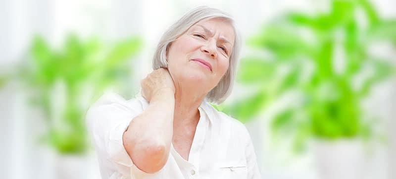 arthrose cervicale